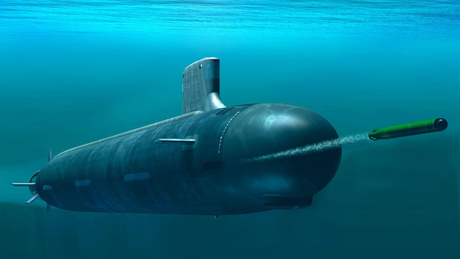 рыба или подводная лодка