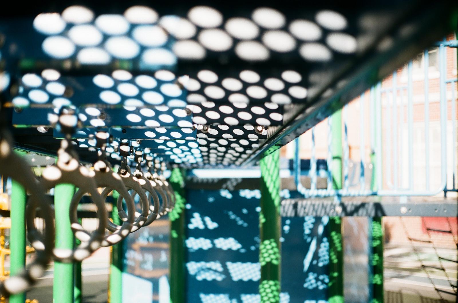 Hintergrundbilder ringe grün morgen glas spielplatz sonnig