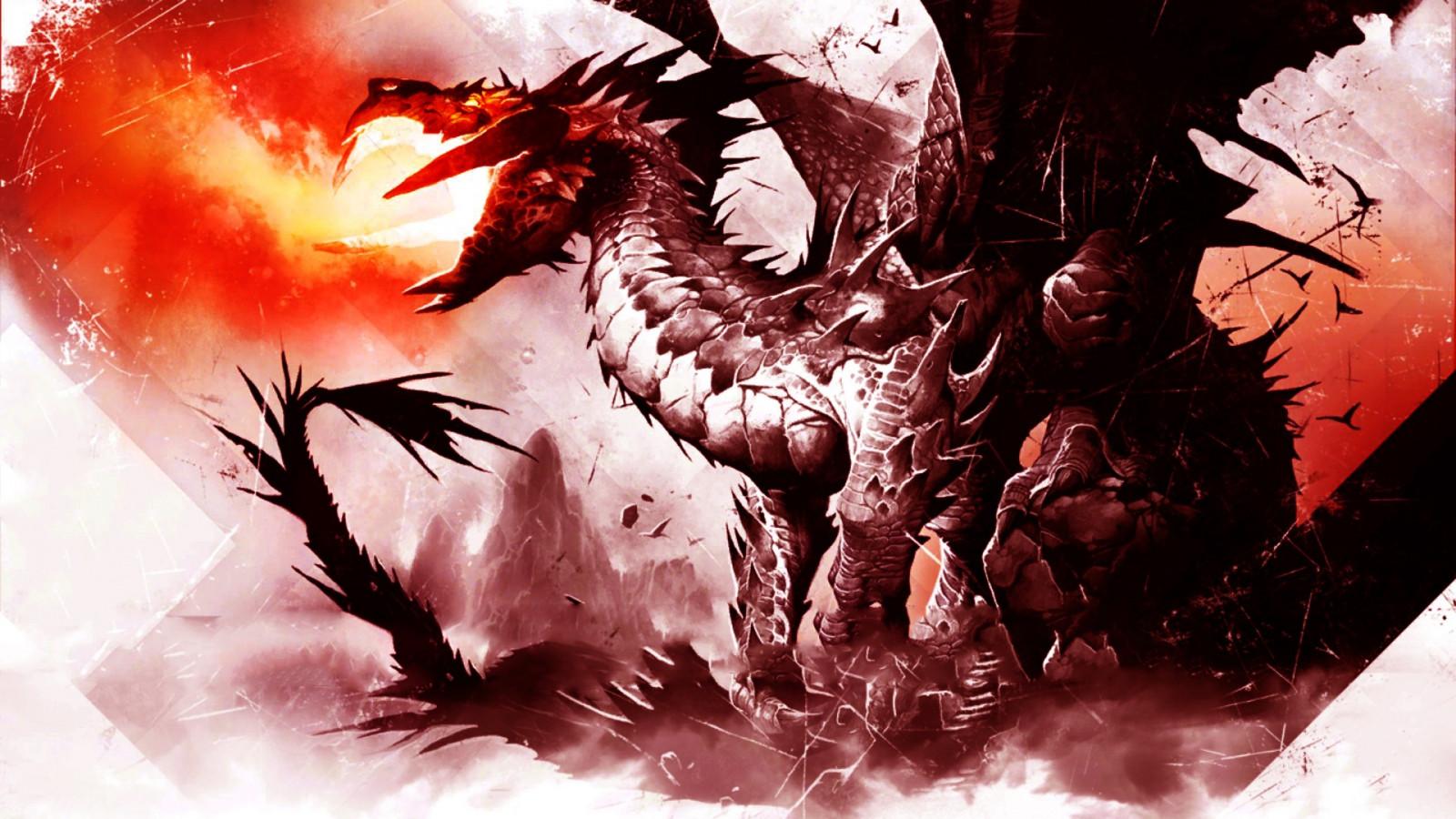 Стихи, крутые картинки с драконами на рабочий стол