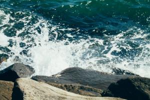Wallpaper Ocean Sea Landscape Coast Rocks Surf Waves