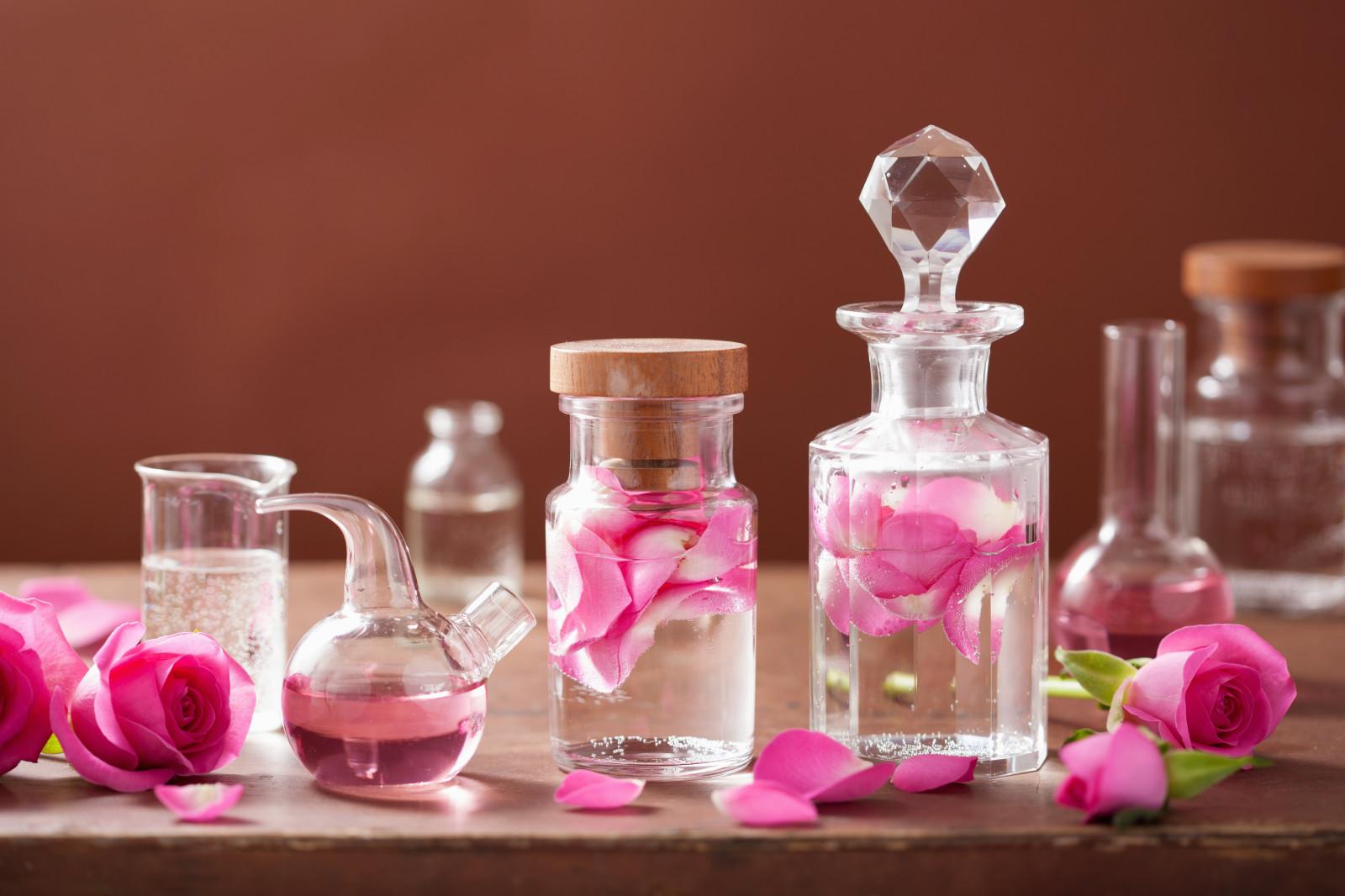 Как сделать духи из лепестков розы 88