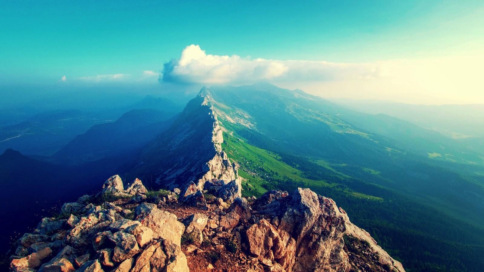 nature mountains landscape sky 211366