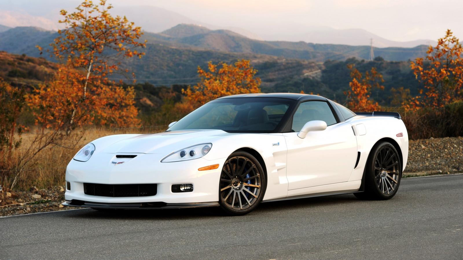fotos corvette c6 - photo #10