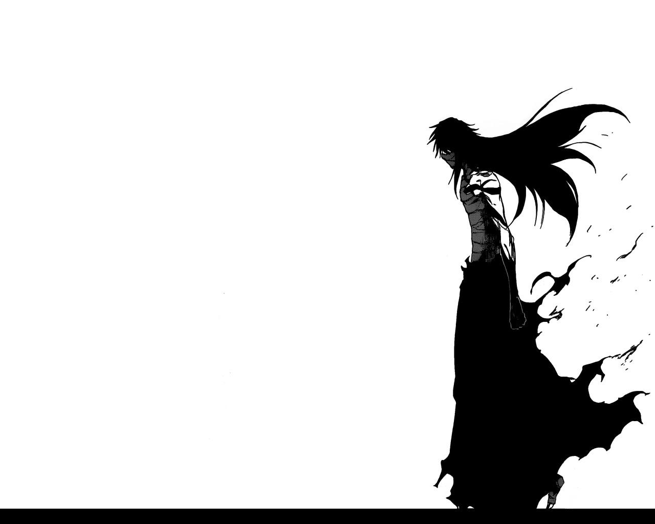 デスクトップ壁紙 アニメ シルエット 漫画 漂白 黒崎一護