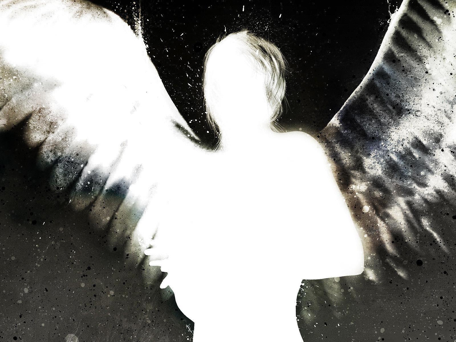Картинки надписью, черно белые картинки ангелов мужчин