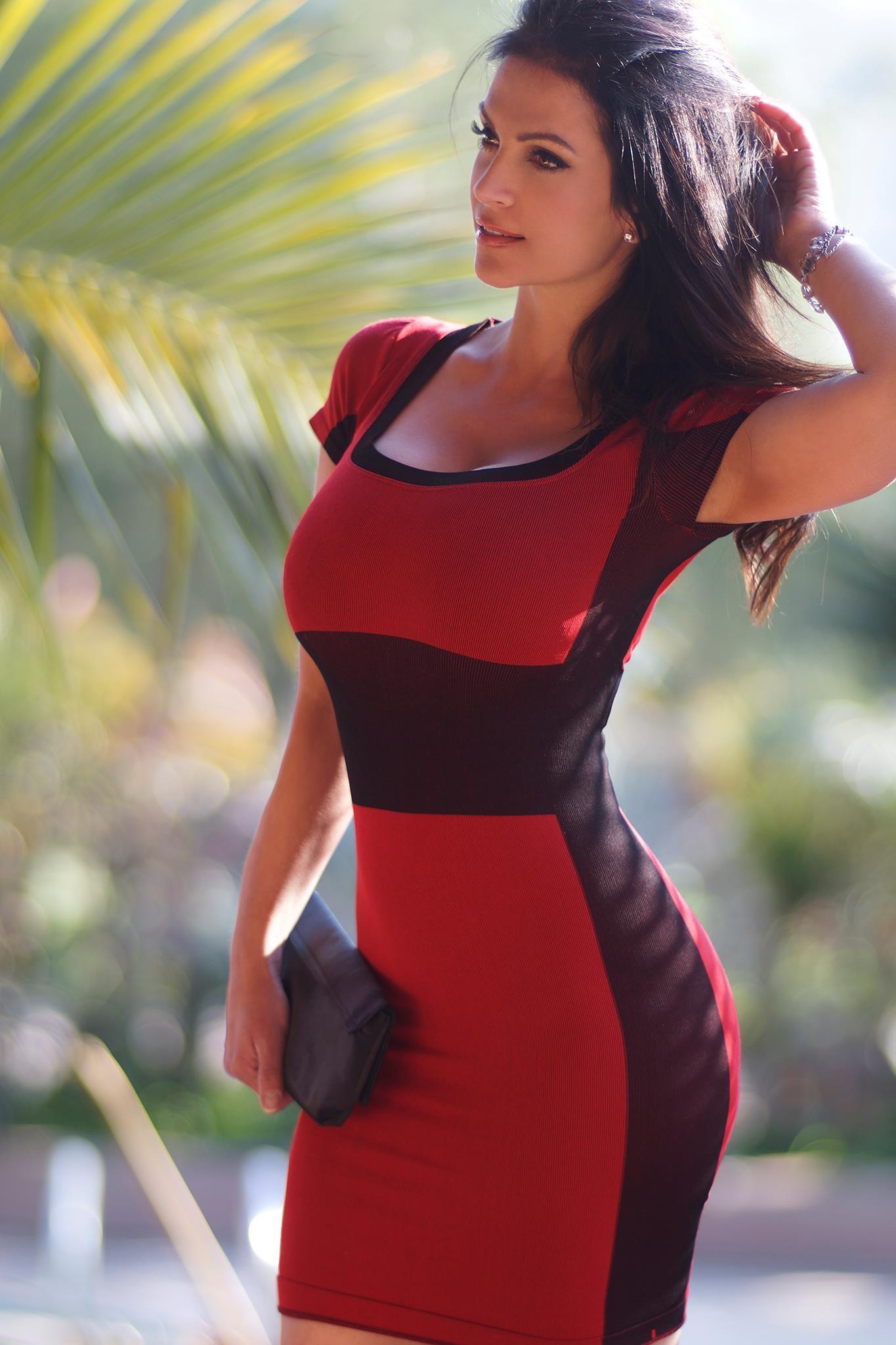 Фото девушек красивых в платье