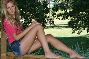 sexy beine teen girls