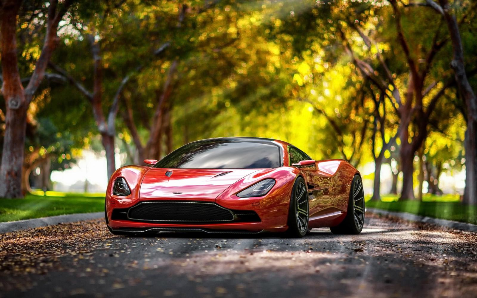 Aston Martin DBC Superb Concept 4k HD Wallpaper