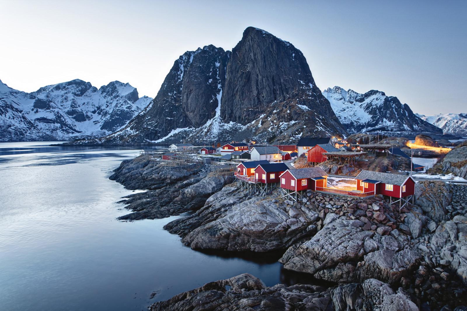 этом году лофотенские острова норвегия что посмотреть обычно дарят