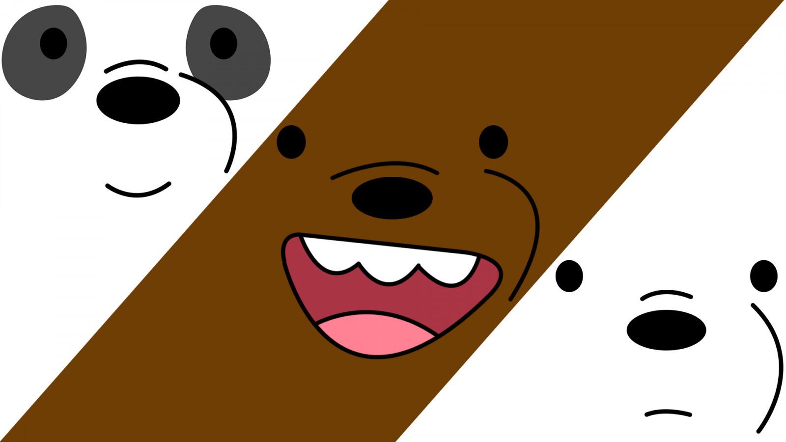 Wallpaper : 1920x1080 px, cartoon, We Bare Bears 1920x1080 - goodfon - 1435911 - HD Wallpapers ...