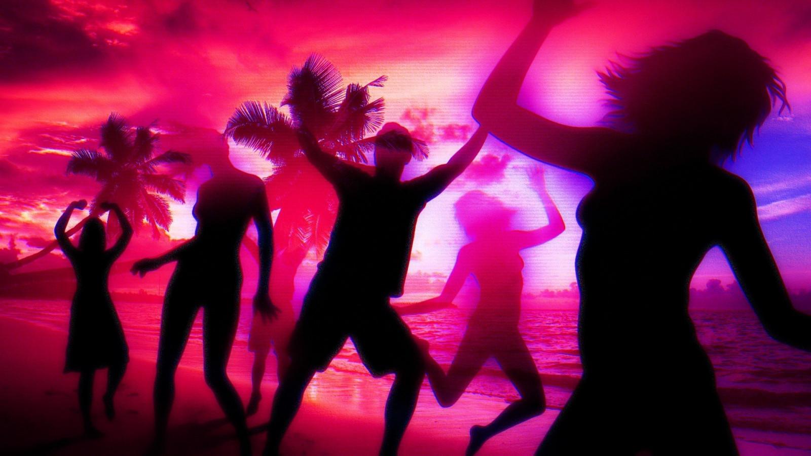 Картинка на вечер танцев