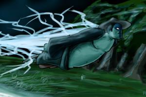Illustration Green Dota 2 Storm Spirit Jungle ART Screenshot Computer Wallpaper