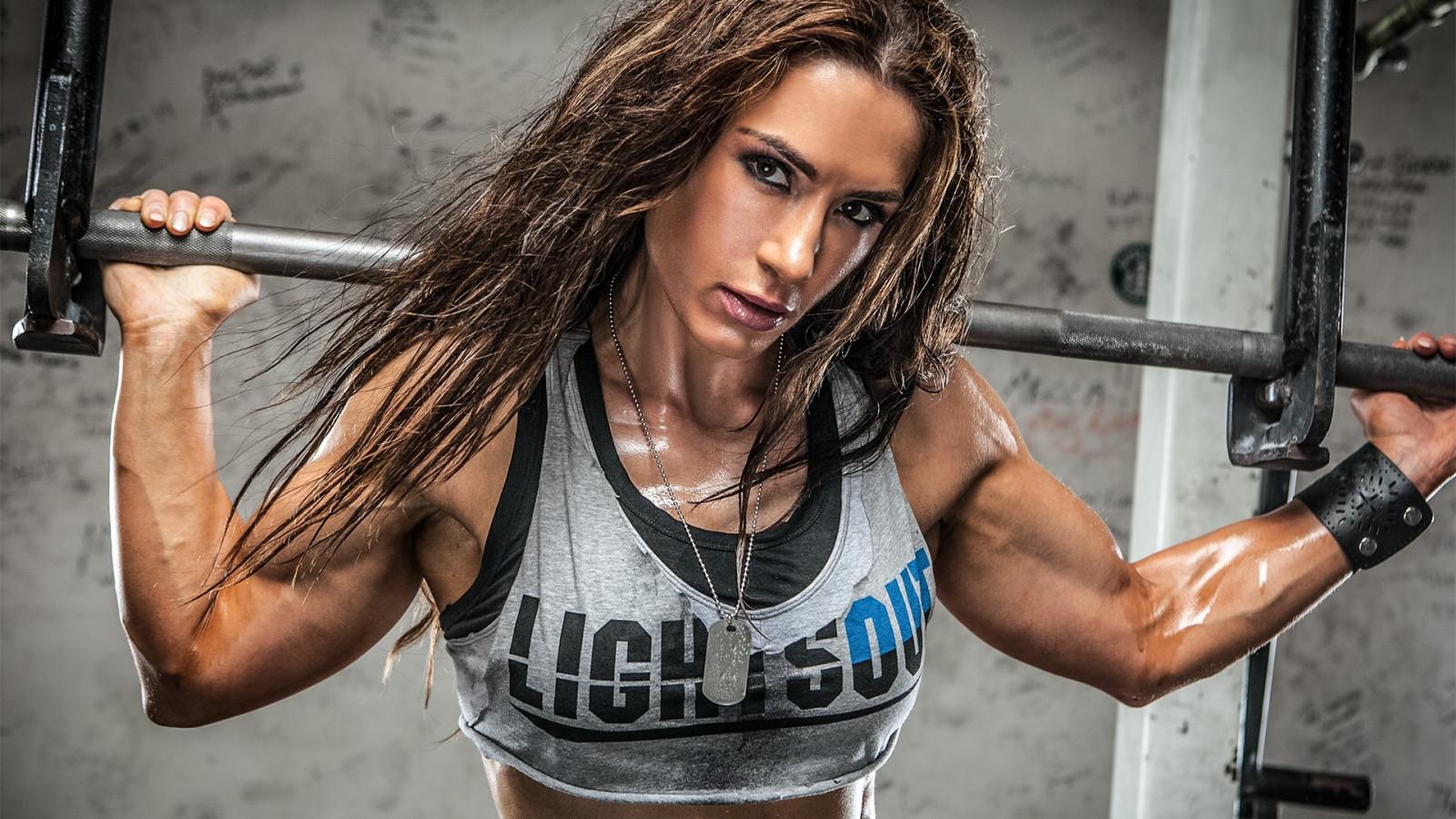 Wallpaper : women, muscles, fitness model, bodybuilding ...