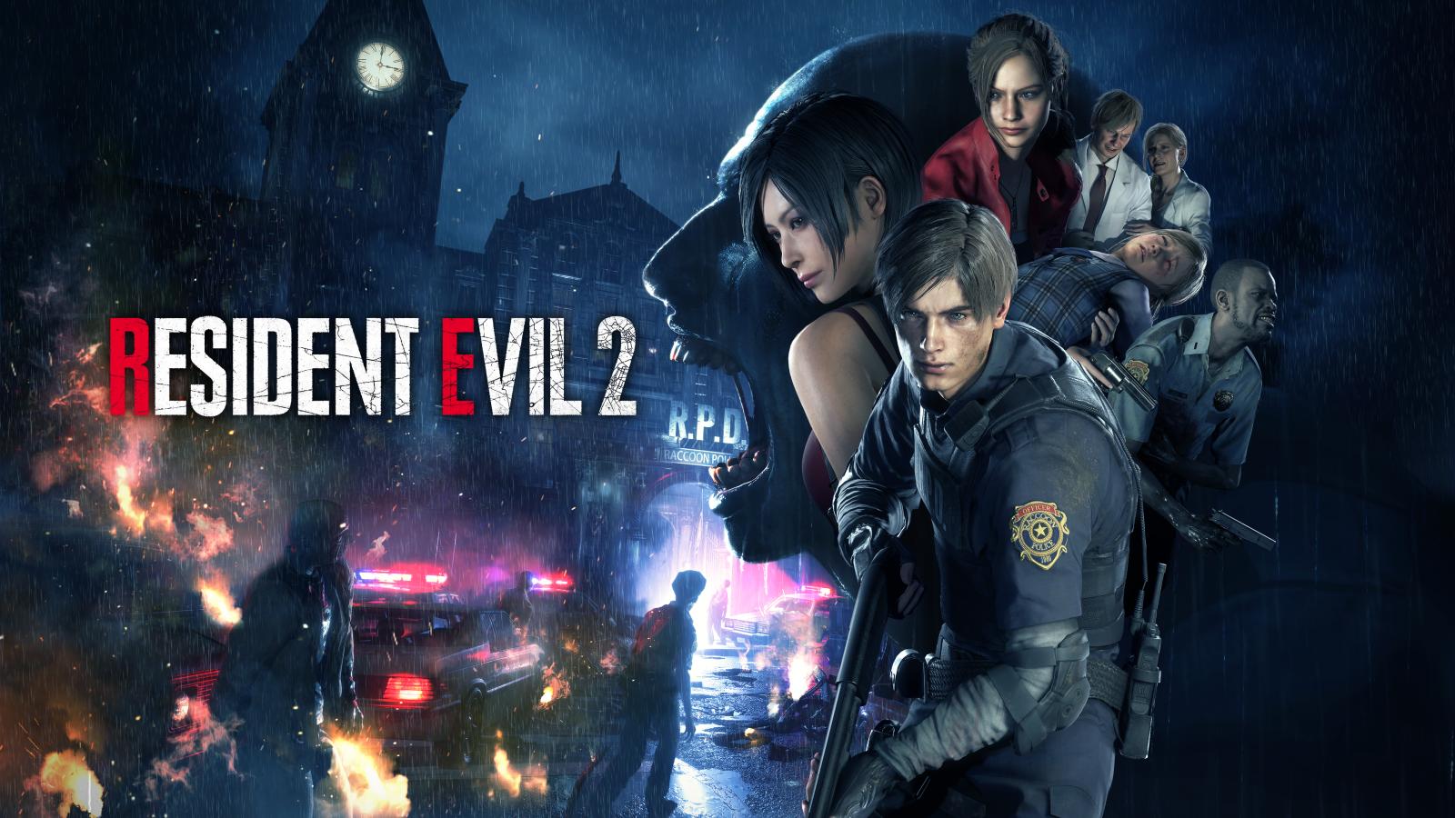 Resident Evil 2 Wallpaper: Wallpaper : Resident Evil 2 Remake, Horror, Capcom
