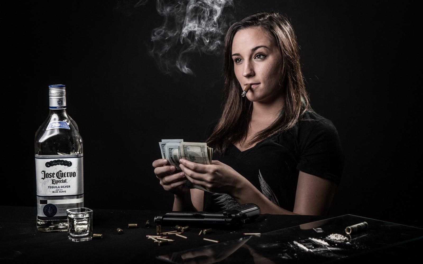 napít se bílý kouření