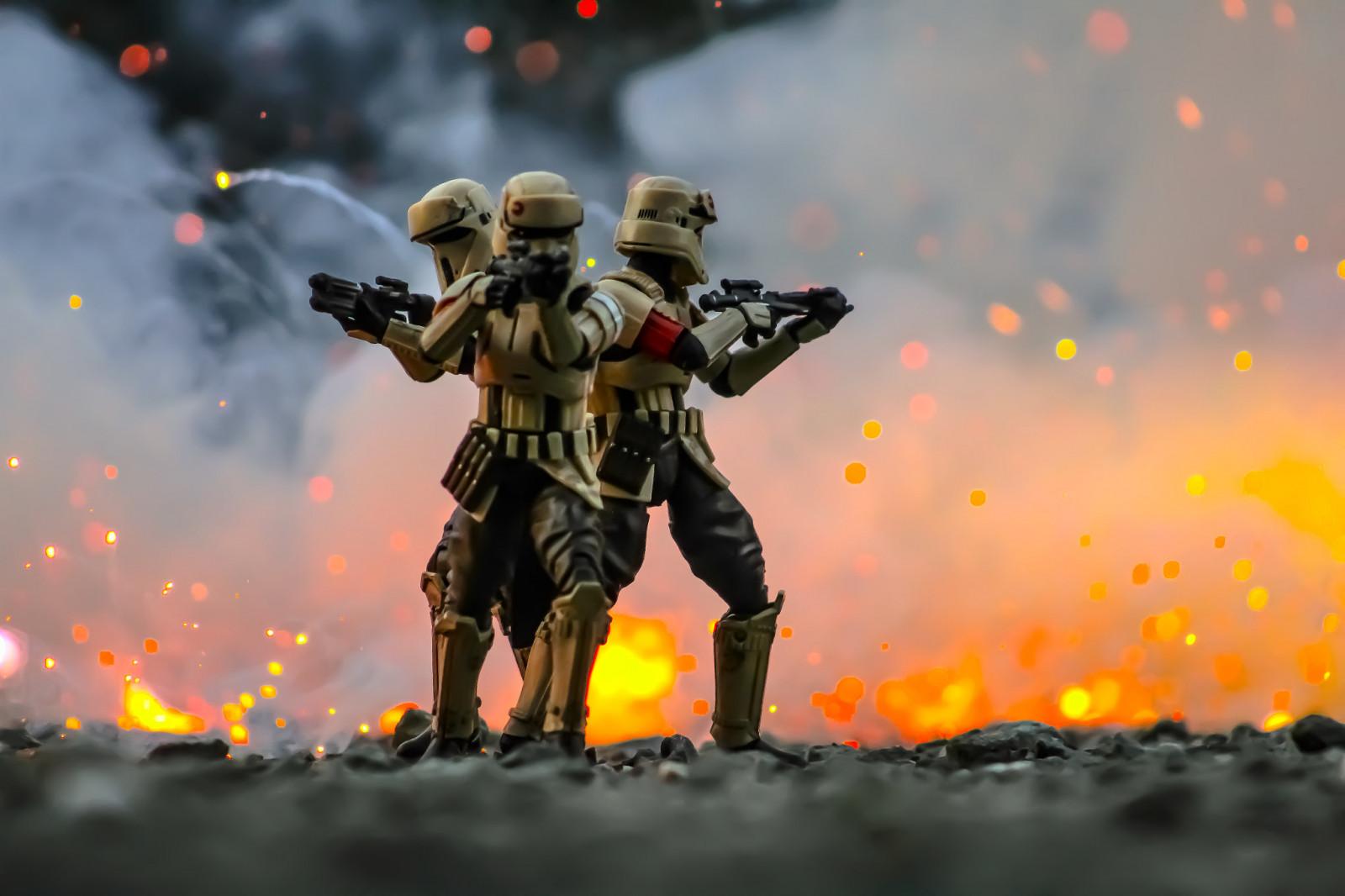 Wallpaper : clone trooper, Star Wars, toys, Cody Voss ...