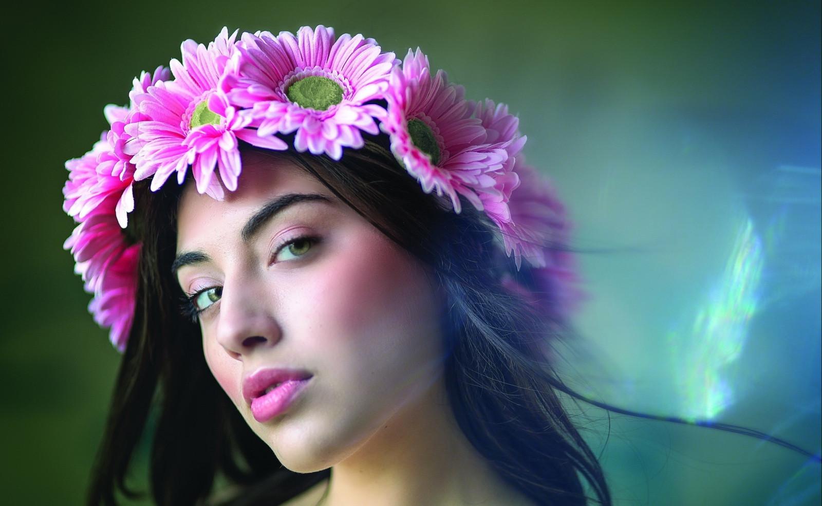 Картинки девушки о красоте
