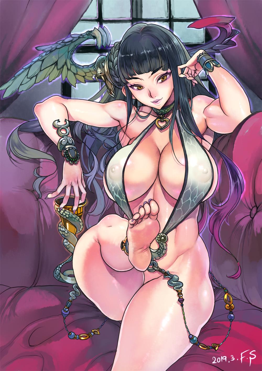 Anime Com Hentai wallpaper : anime girls, hentai, big boobs, xxfsxx 1000x1414