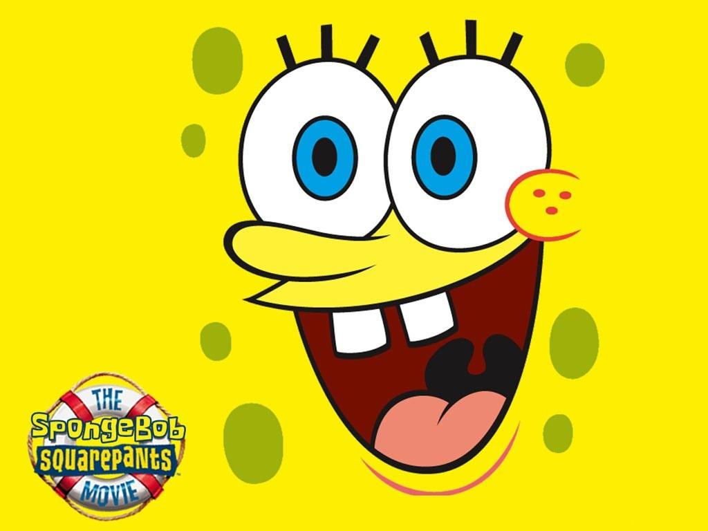 Tapety Ilustrace Kreslena Pohadka Smajlik Spongebob V Kalhotach