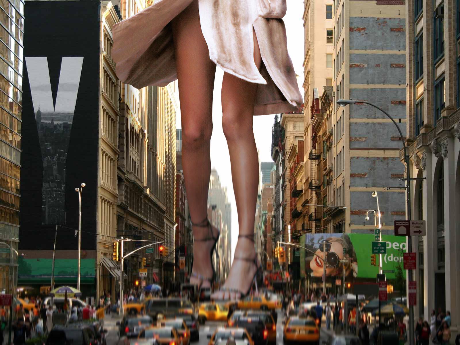 городские самые красивые девушки великаны своей работе зимбардо