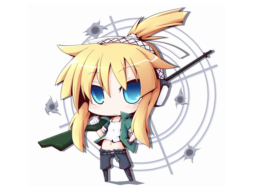 Fond D écran Illustration Anime Chibi Dessin Animé