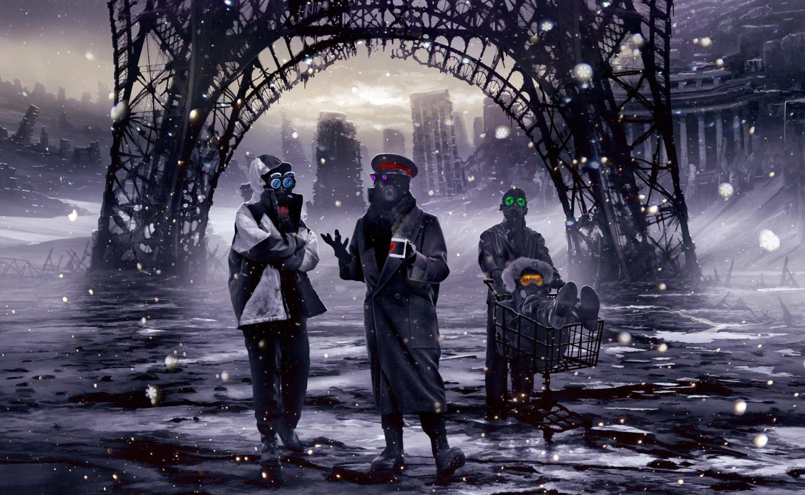 Крутые картинки апокалипсиса
