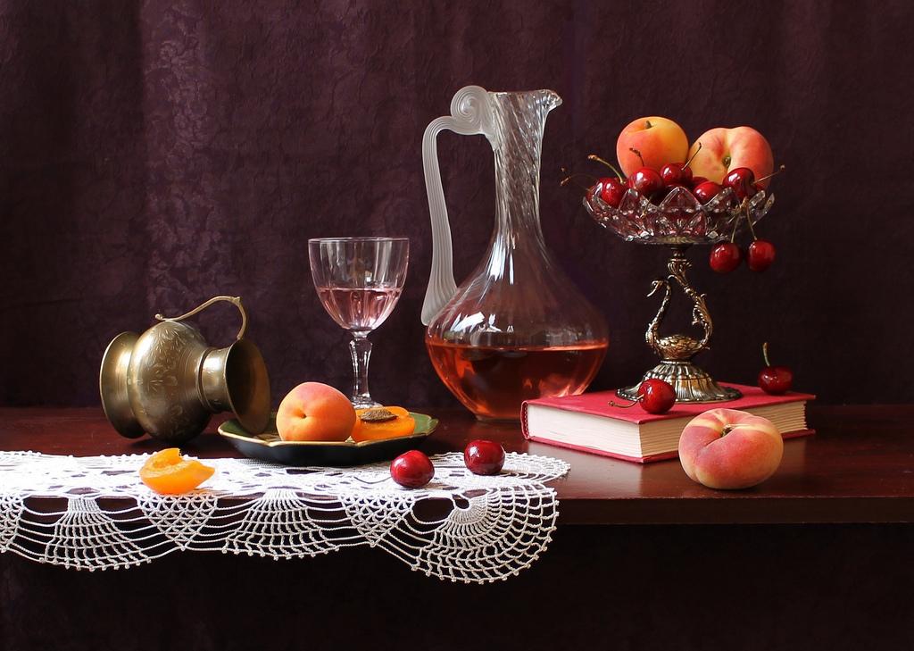 Fondos de pantalla : pintura, blanco, comida, rojo, reflexión, Obra ...