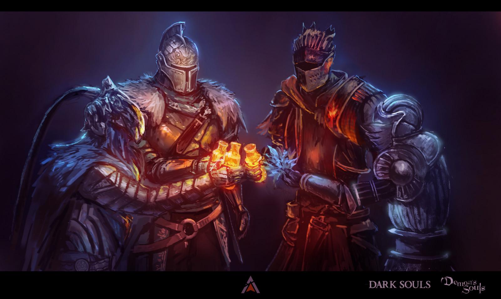 Fondos De Pantalla Almas Oscuras Dark Souls Iii Almas