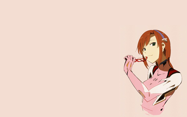 Sfondi : viso illustrazione anime girls neon genesis evangelion