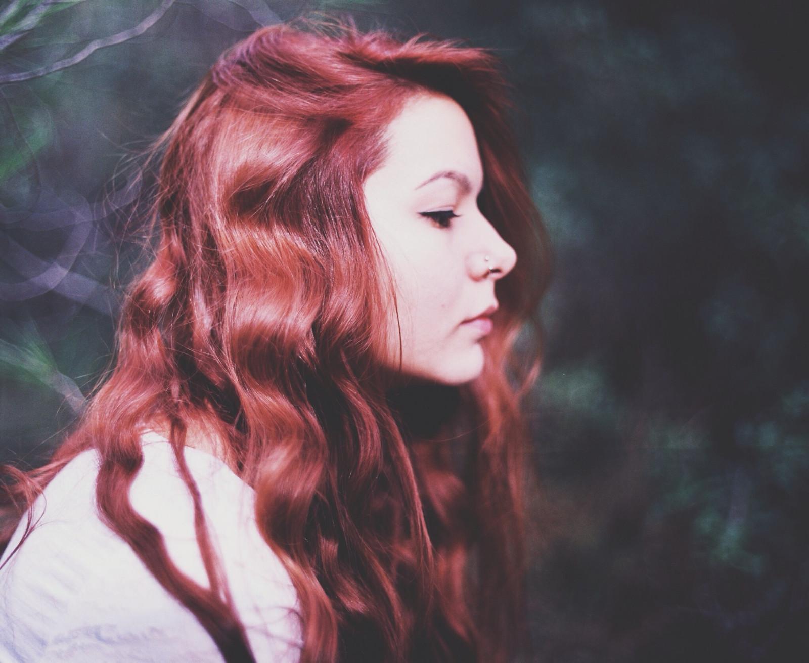 Hintergrundbilder Rot Menschliche Haarfarbe Schonheit Madchen