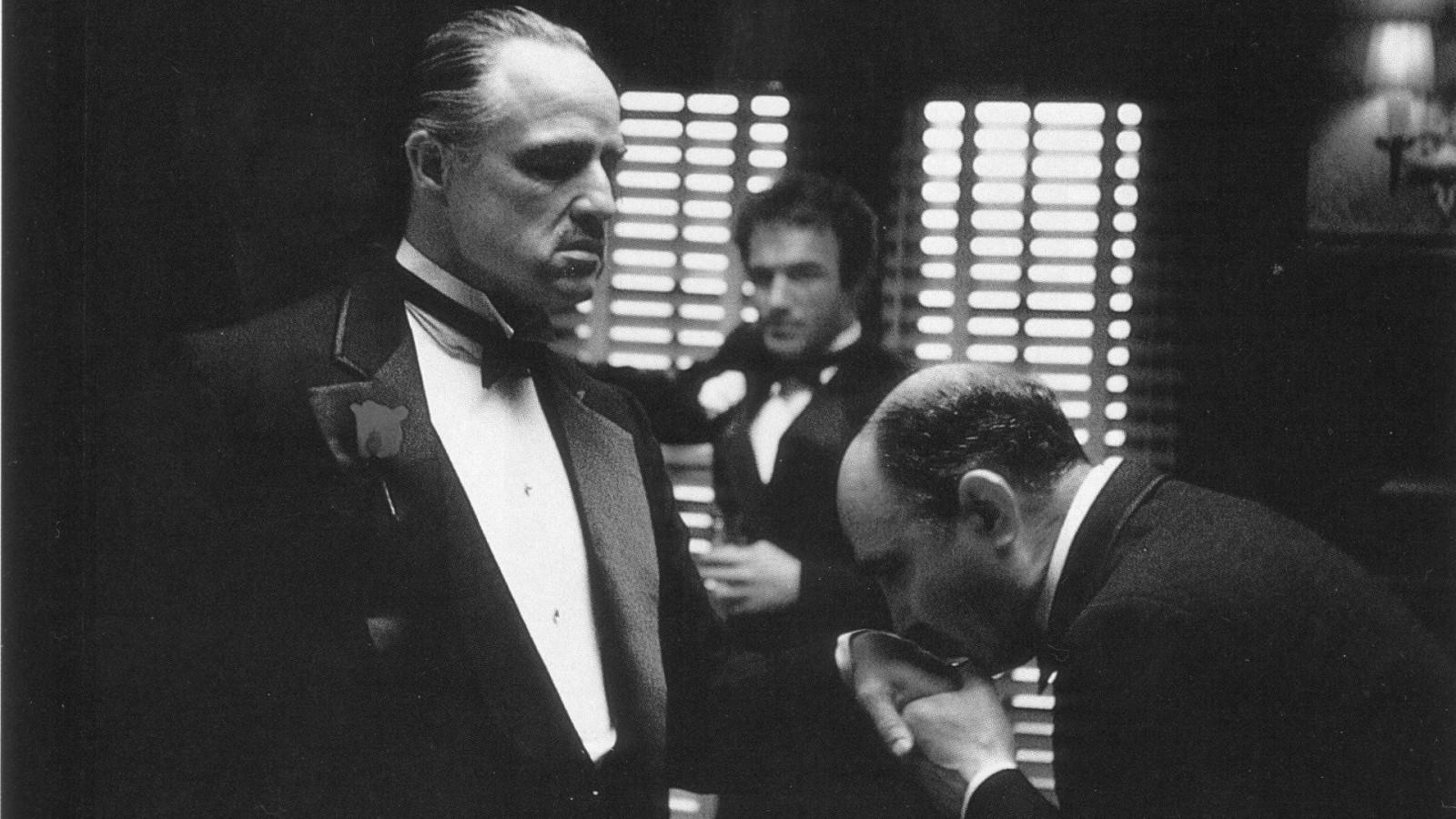 Wallpaper 1920x1080 Px Film Stills Mafia Marlon Brando