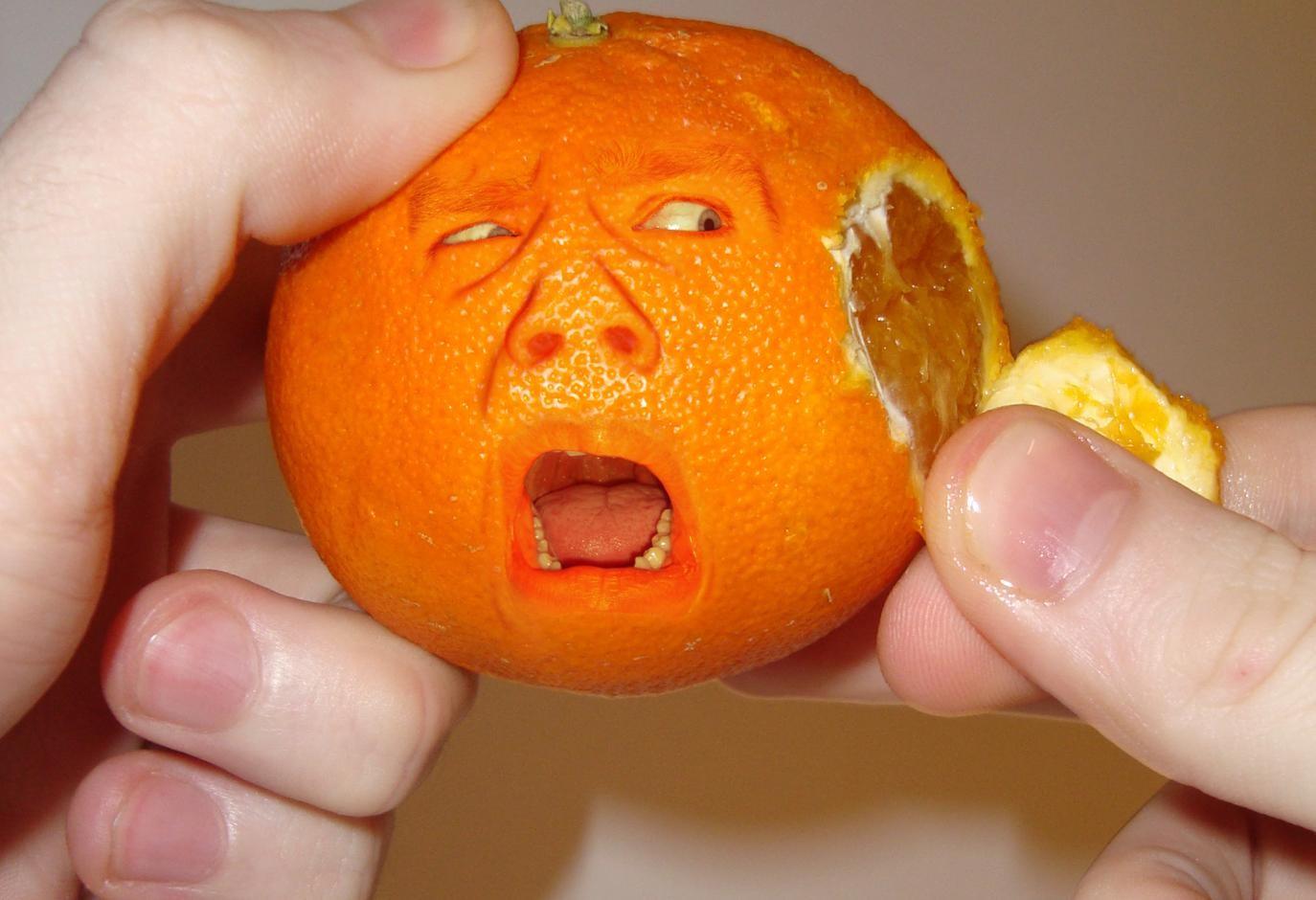 Есть апельсин смешные картинки