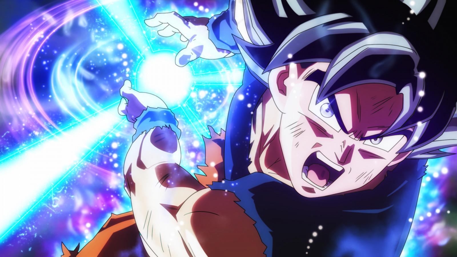 Goku Ultra Instinto Fondos De Pantalla Wallpaper: Fondos De Pantalla : Dragon Ball Super, Son Goku, Ultra