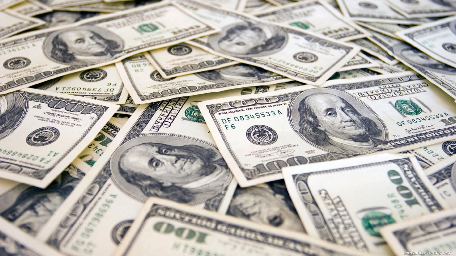 デスクトップ壁紙 お金 通貨 ドル 現金 マネーハンドリング