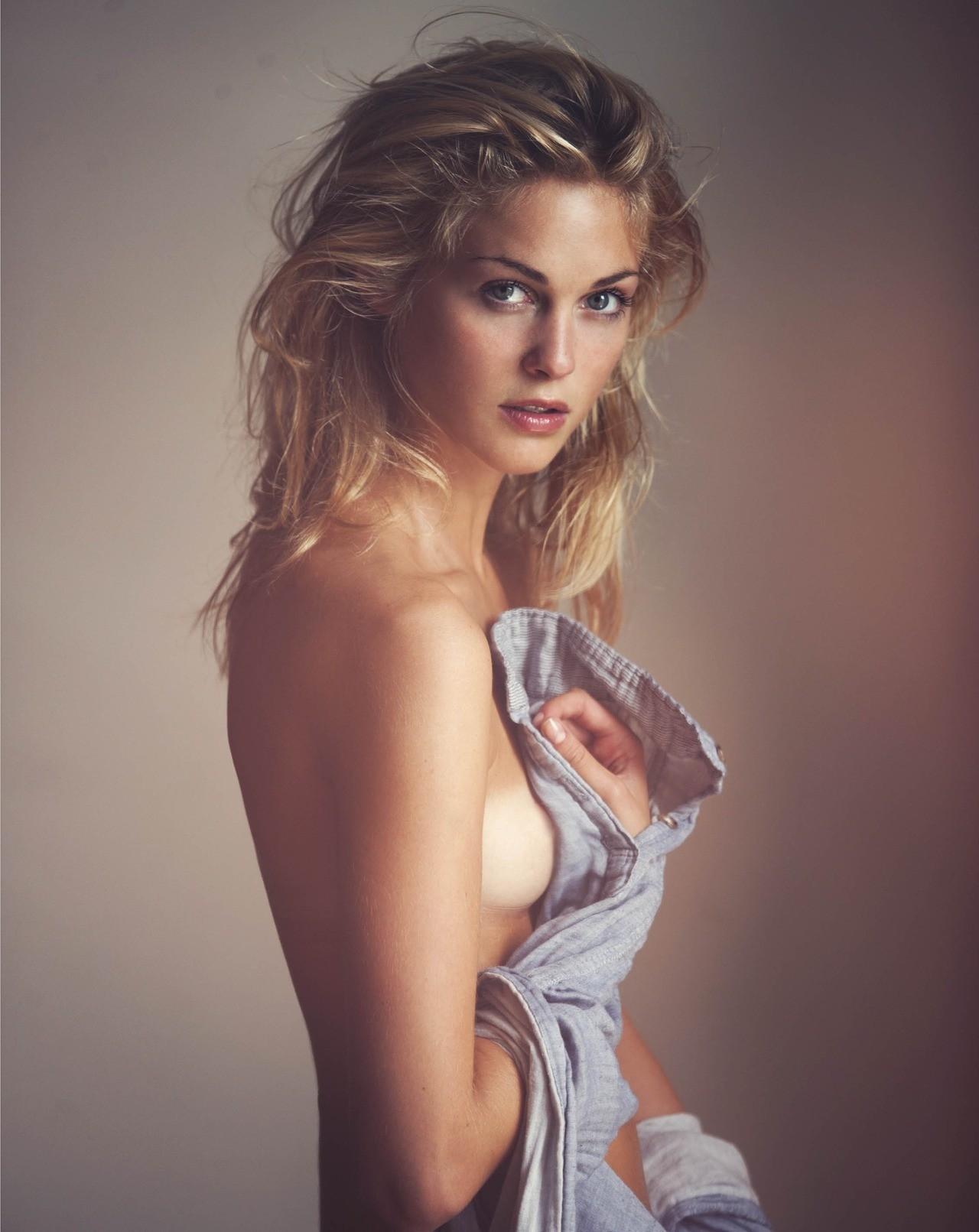 Baggrunde Kvinder Model Portræt Blond Langt Hår Fotografering