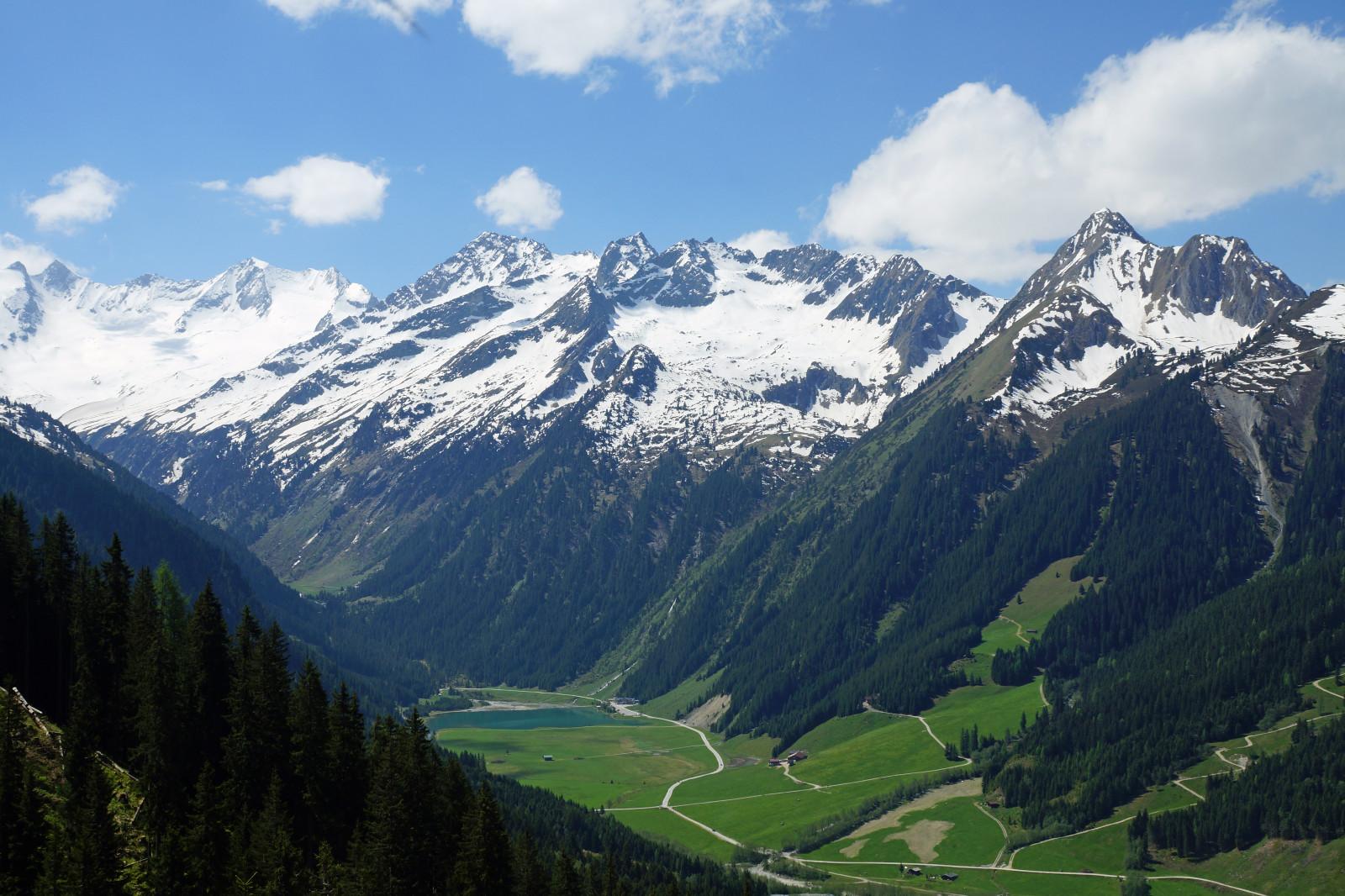Открытки альпы
