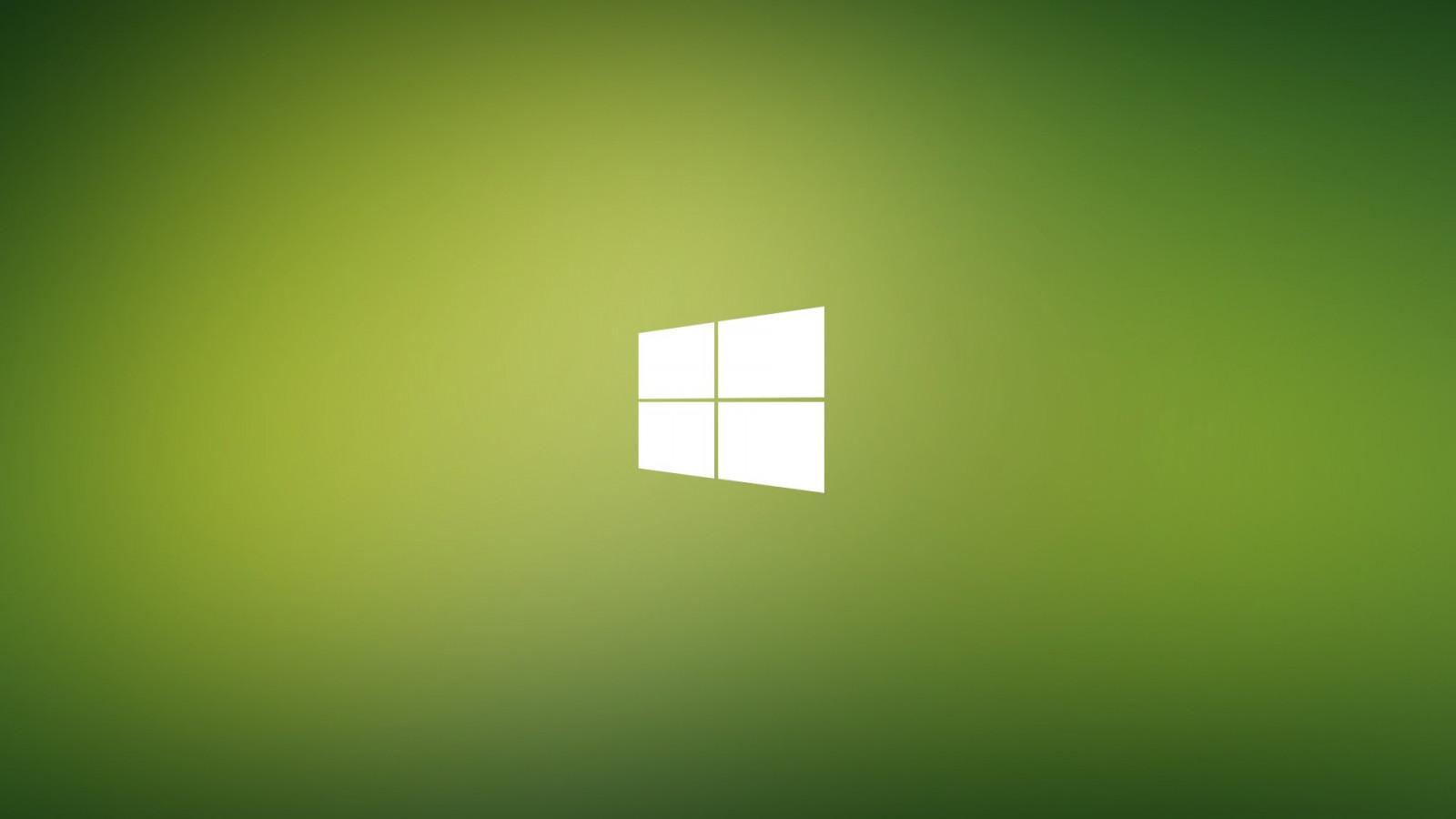 X Px Green Microsoft Windows Window Windows Anniversary Windows