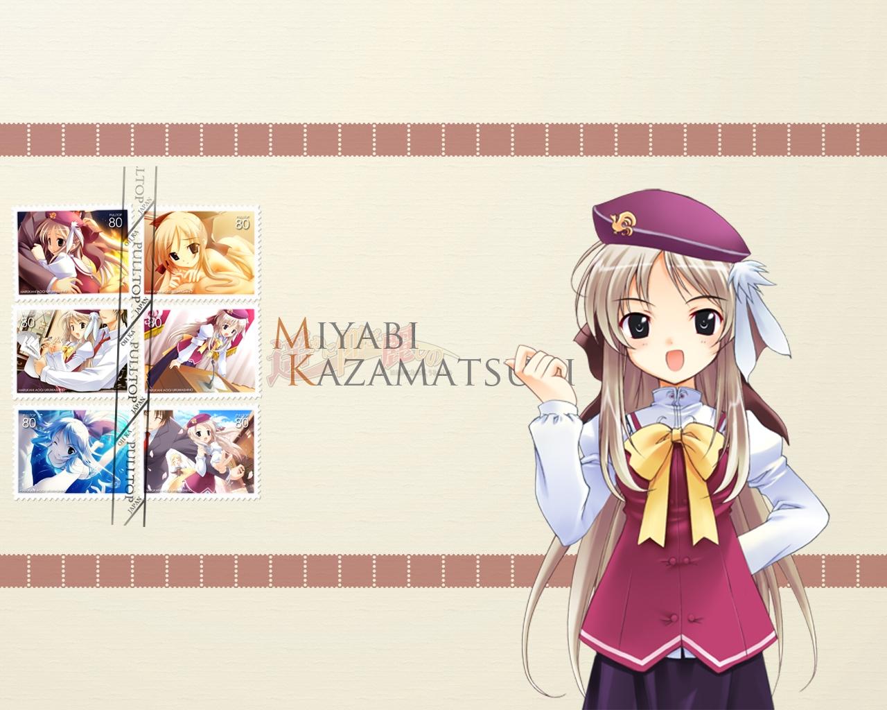 Wallpaper Ilustrasi Anime Gambar Kartun Pola Berwarna