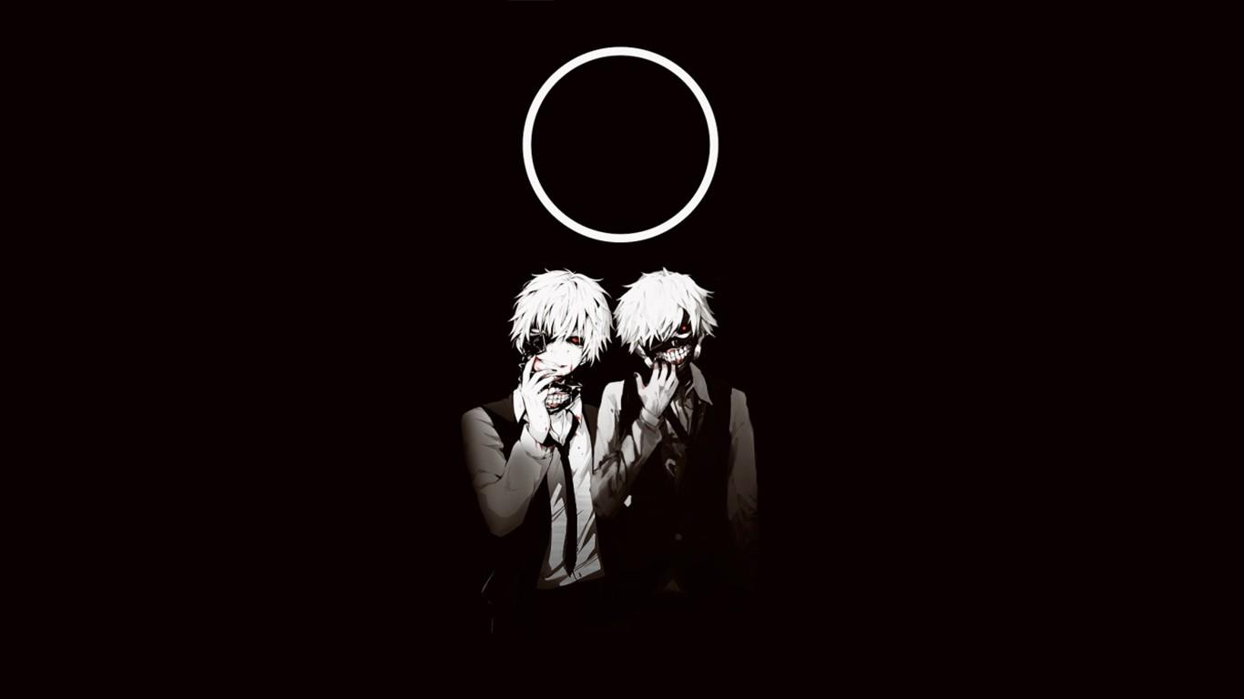 Fondos De Pantalla Tokyo Ghoul Re Oscuridad Papel
