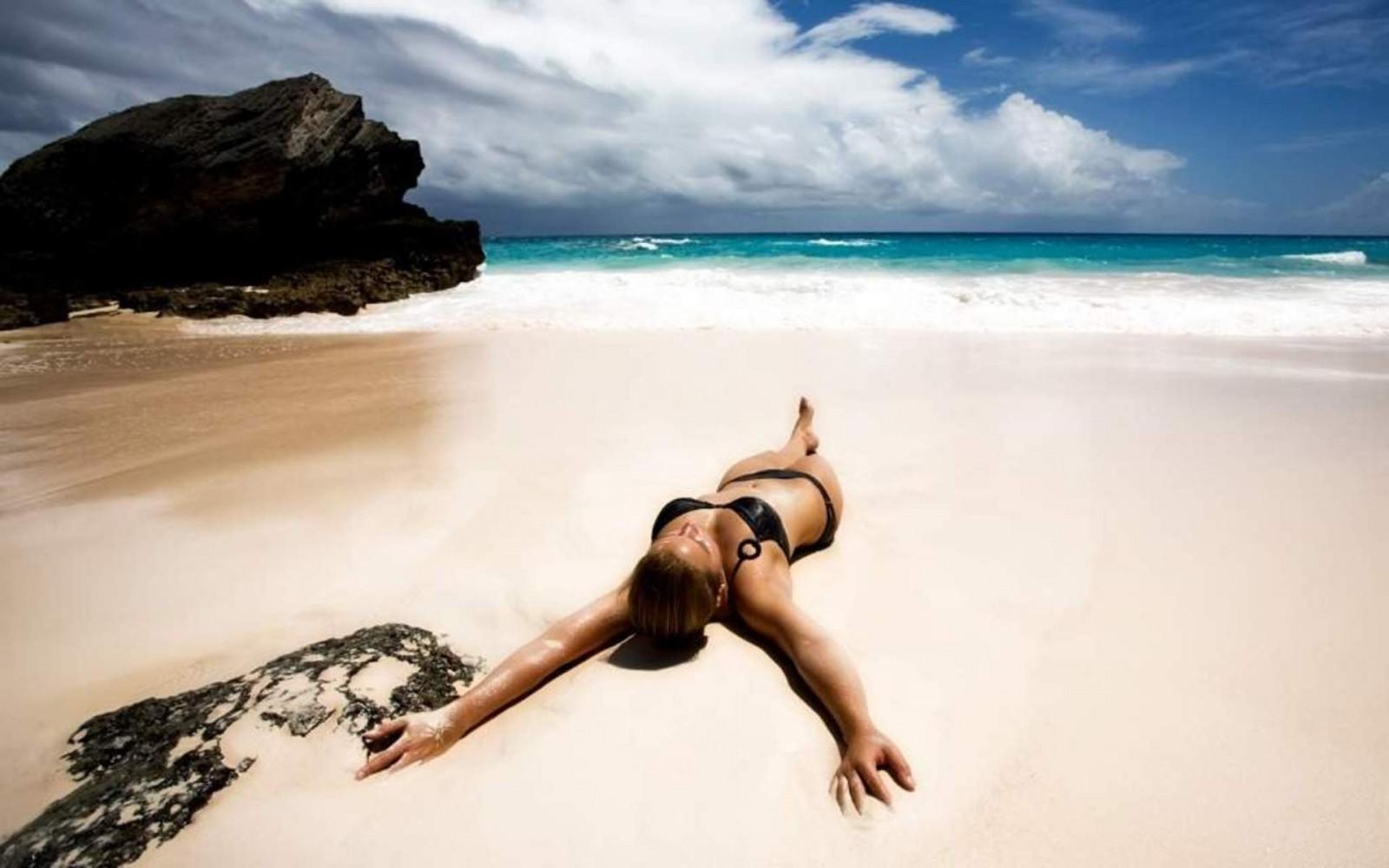 Как сделать красивое фото на море если ты полная 683