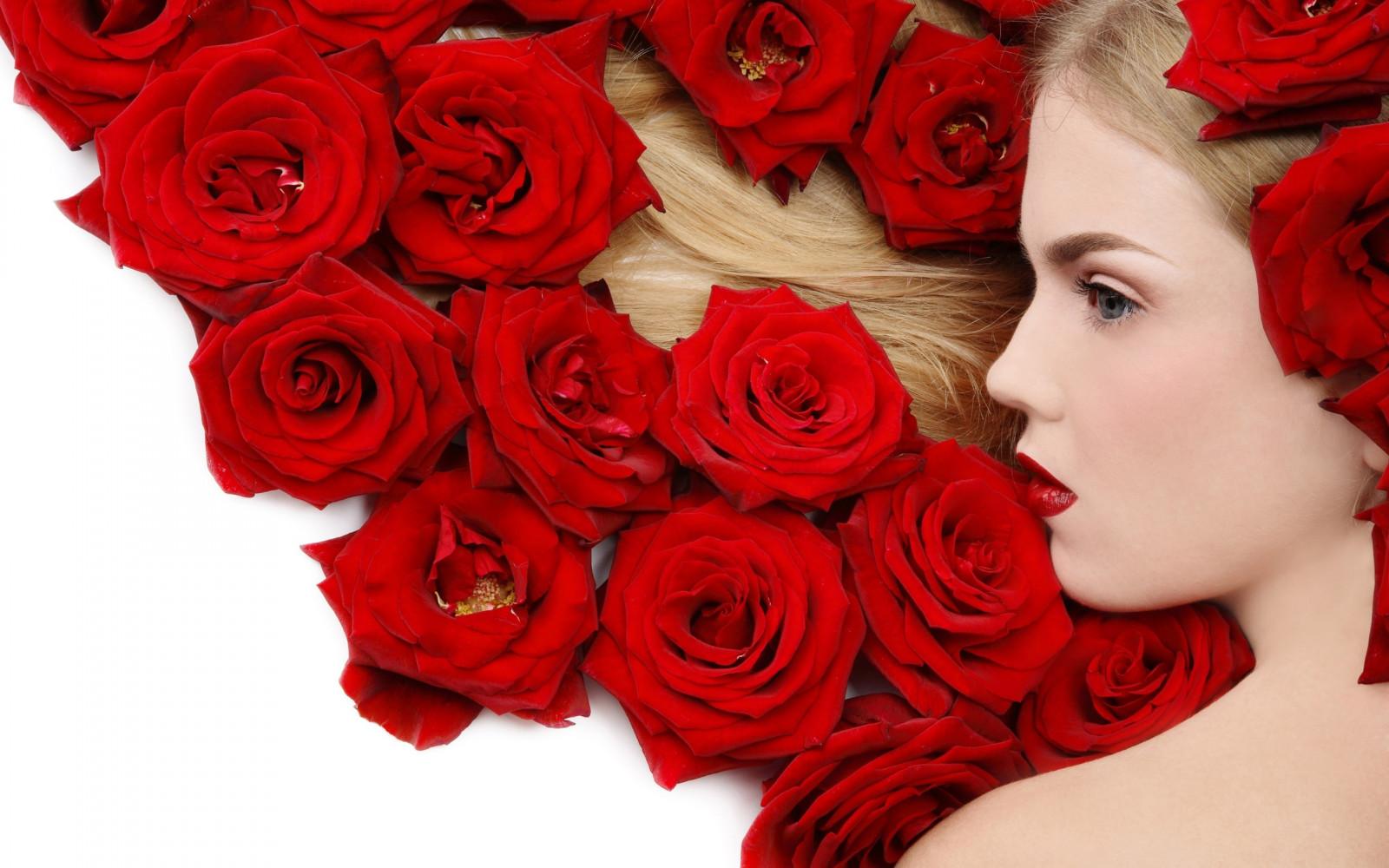 Картинки от женщины цветы