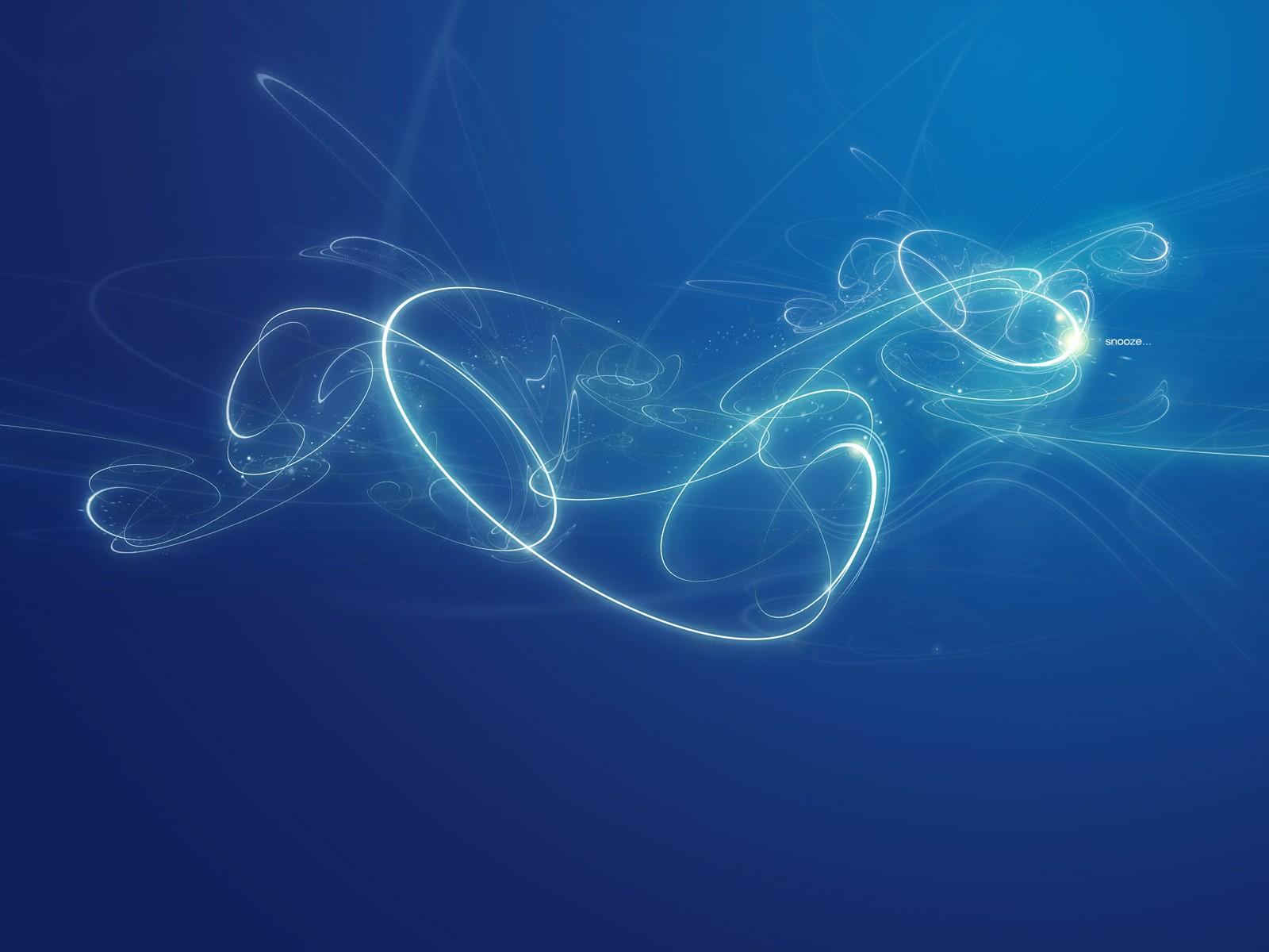 Sfondi Illustrazione Astratto Blu Subacqueo Cerchio Onda