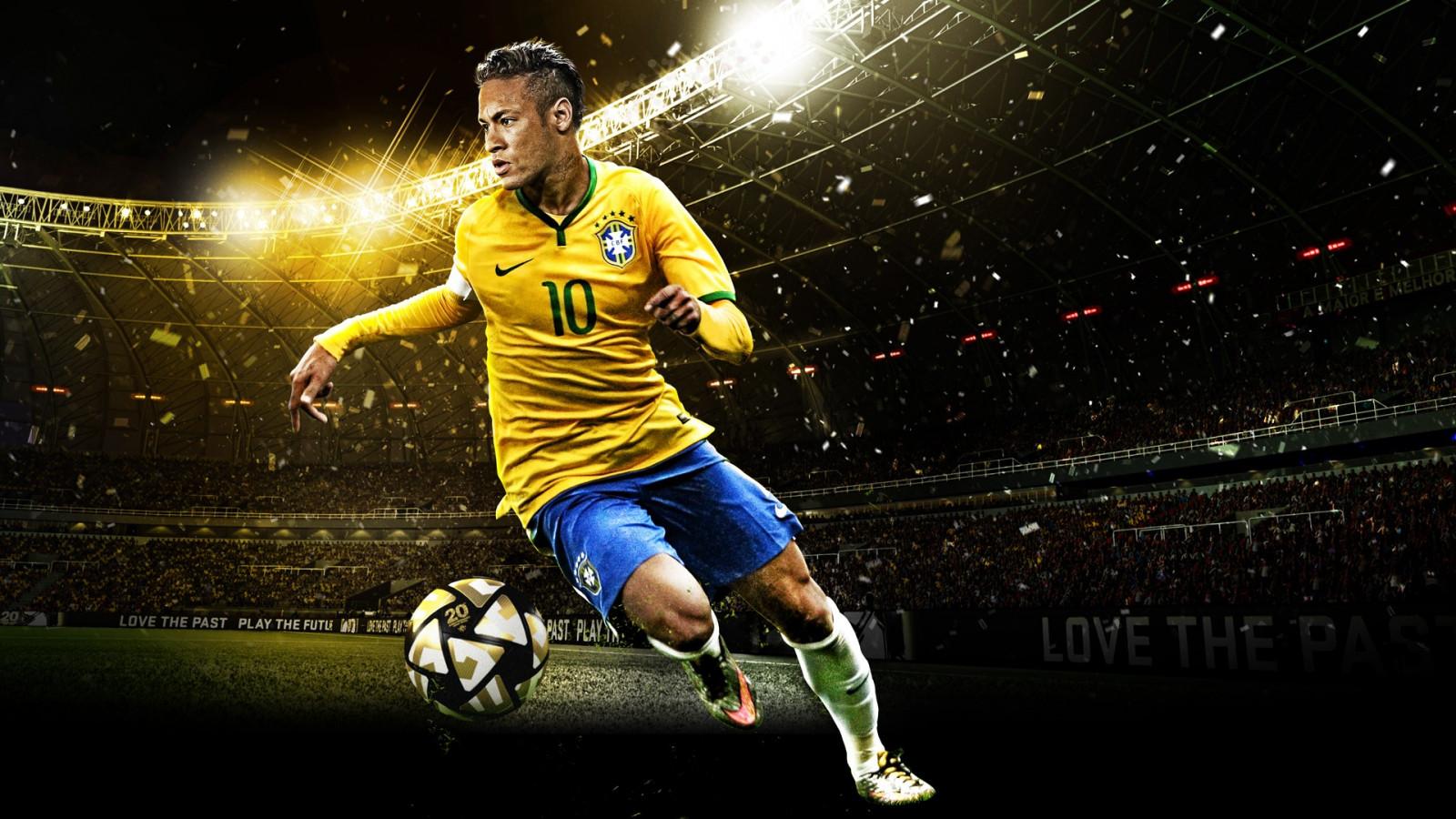 Fondos De Pantalla Fútbol Pelota Silueta Deporte: Fondos De Pantalla : Deportes, Portero, Neymar, Pelota