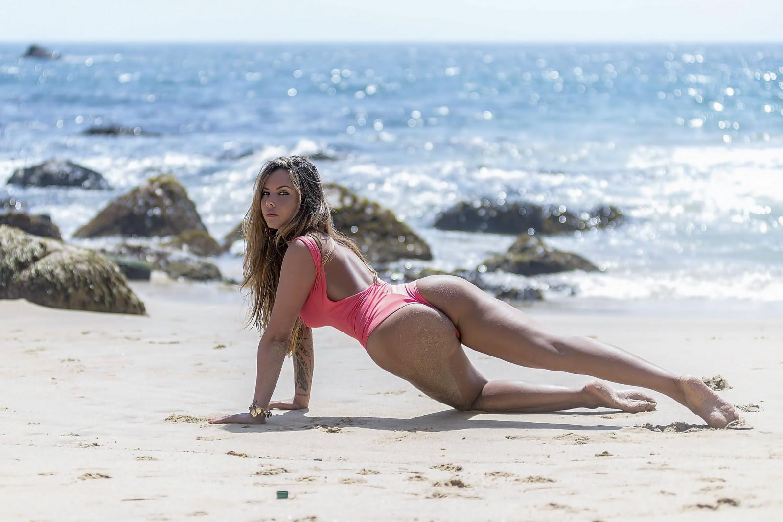 Красивые пляжные фотографии