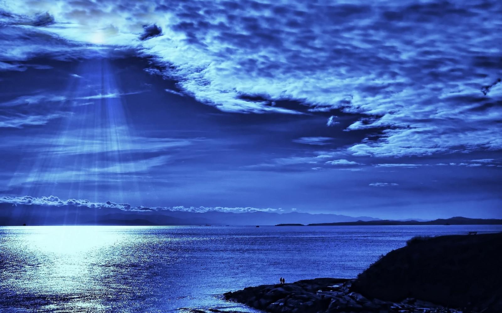 Картинки в синем цвете море, первоклассникам сентября