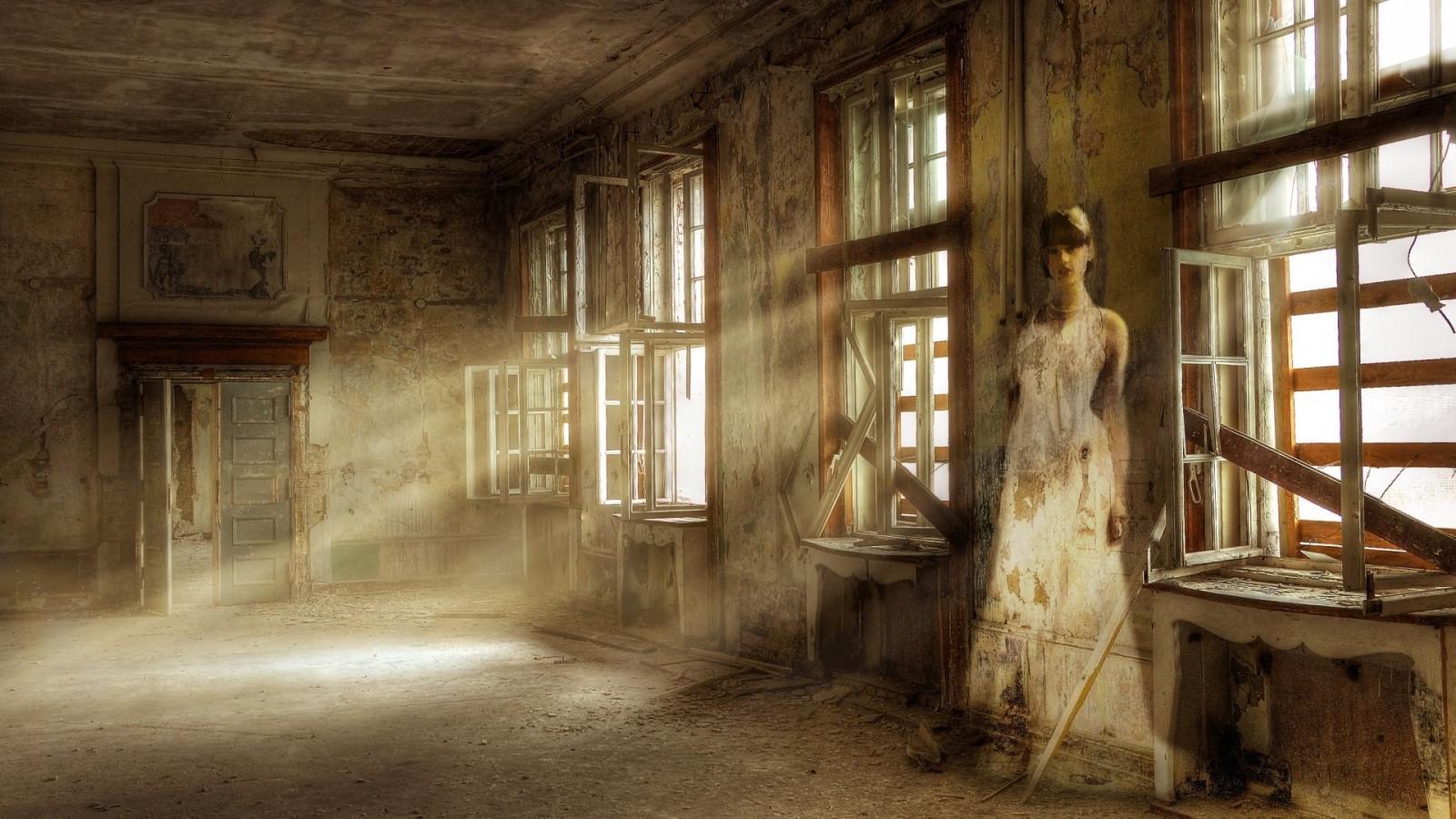 Wallpaper : temple, women, window, building, room ...
