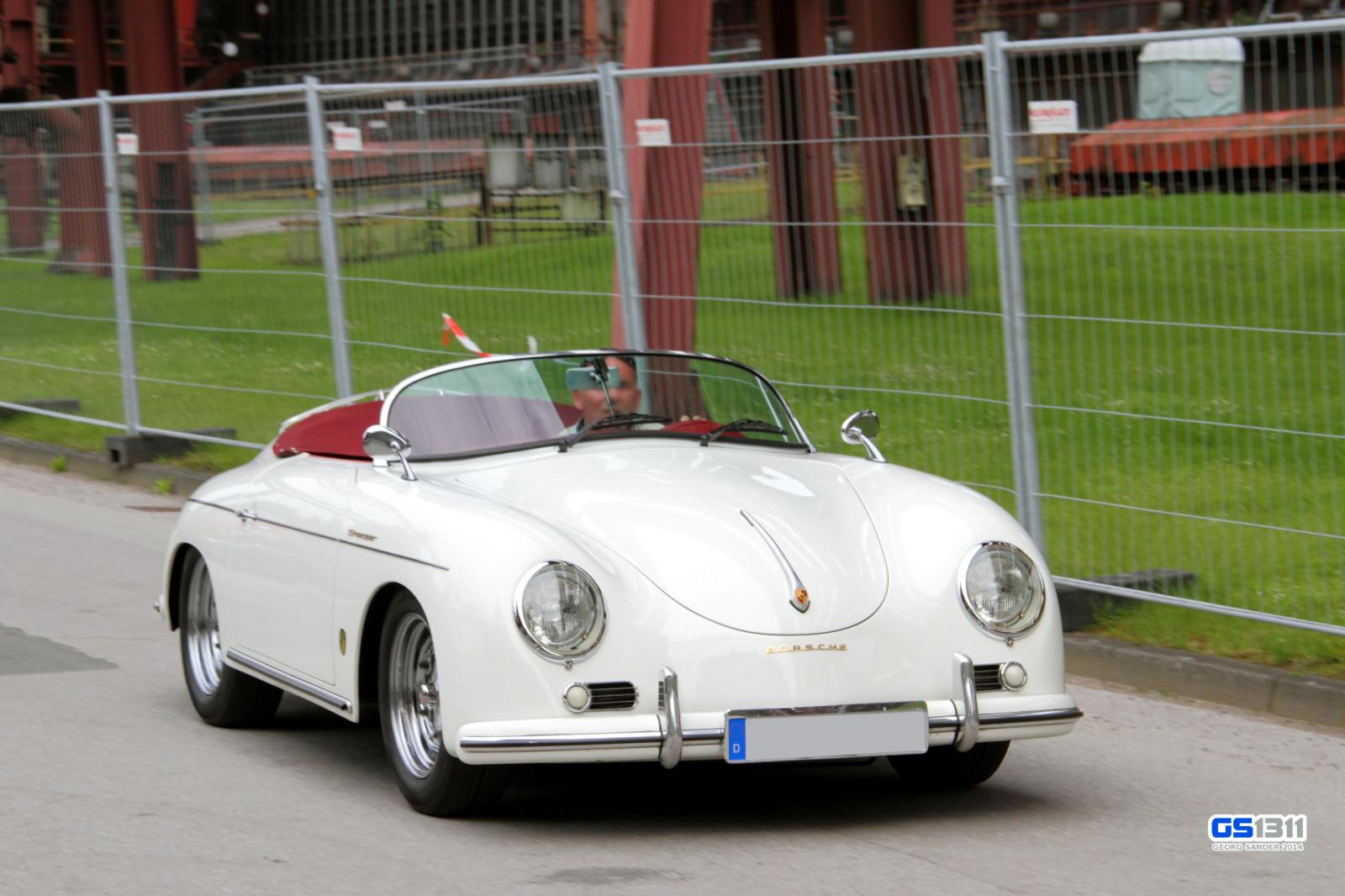 wallpaper white old volkswagen beetle sports car
