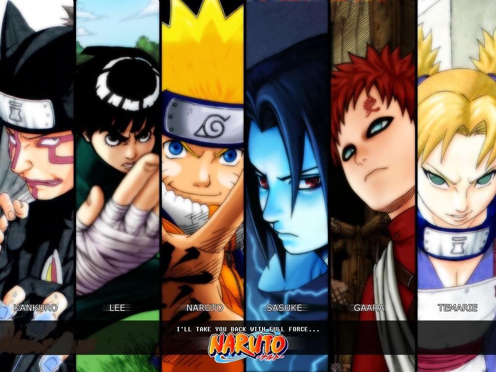 Simple Wallpaper Naruto Rock Lee - Naruto_Shippuuden_Temari_Uzumaki_Naruto_Kankuro_Gaara_Rock_Lee-109627  Gallery_882223.jpg!d