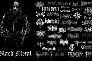 Schwarzes Metall hintergrundbilder illustration text logo band metal musik