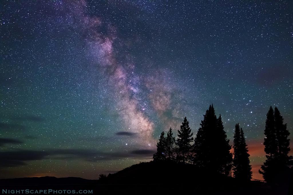 Resultado de imagen para fotos de paisajes de noche tumblr